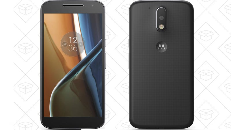 Moto G Fourth Generation, $150. Discount shown at checkout.