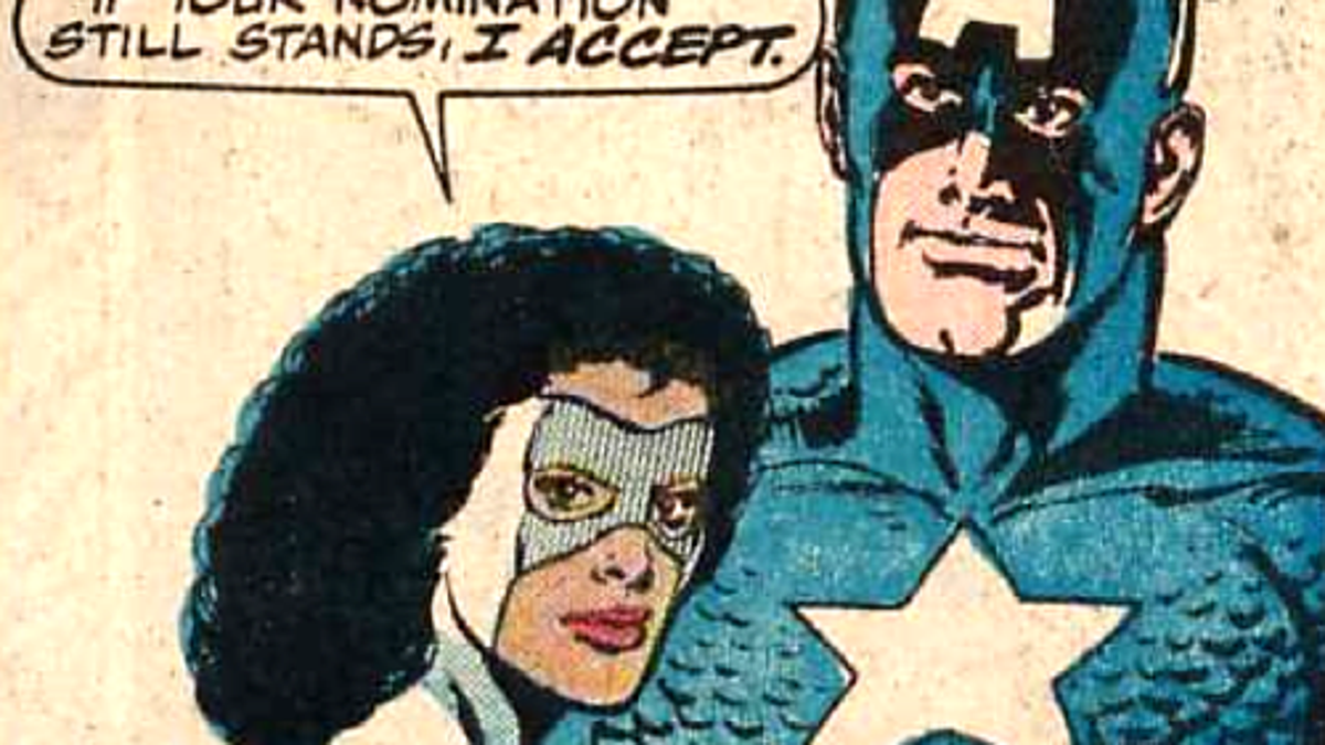 The Unfortunate and Obscure History of Monica Rambeau, the