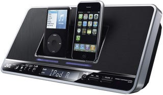 Illustration for article titled JVC NX-PN7 Gives Your iPod a Use Post-iPhone