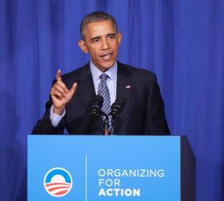President Barack ObamaChris Kleponis-Pool/Getty Images