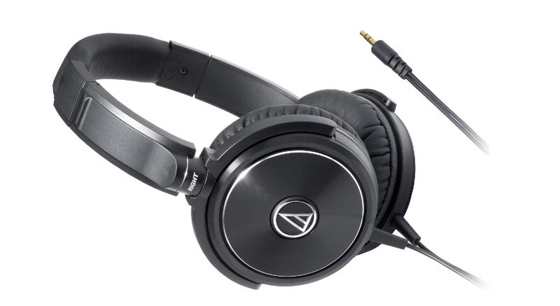 Illustration for article titled Wrap Your Head in Some Audio-Technica ATH-WS99 Headphones for $196