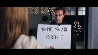 """Illustration for article titled Why I Just Can't Get Into """"Love Actually"""" and Other Rom-Coms"""