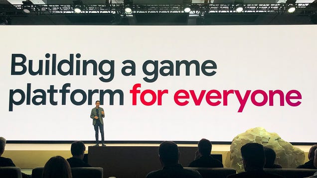 All the Details About Stadia, Google s Huge Bet on the Future of Gaming