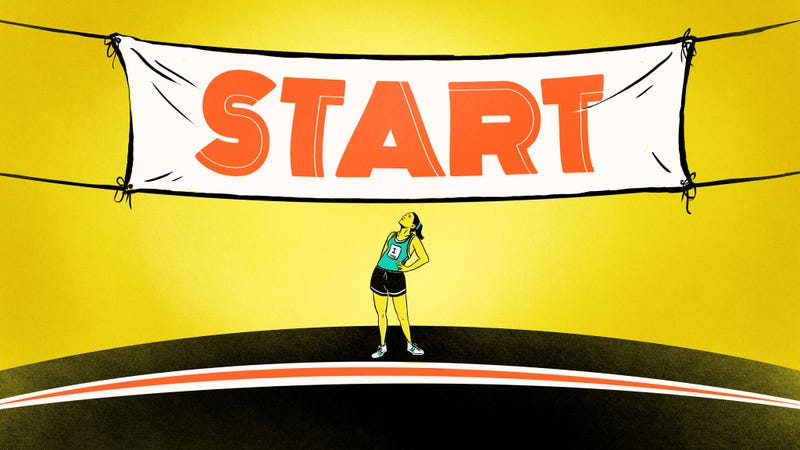 Illustration for article titled How to Prepare for Your First Race, Whether It's a 5K or a Marathon