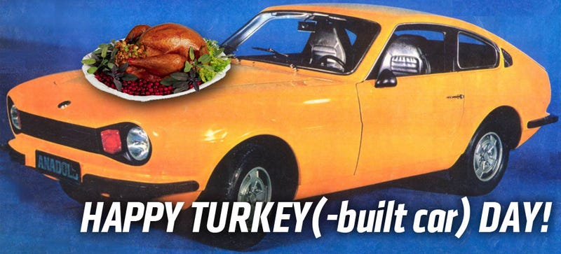Illustration for article titled Celebrate Turkey Day With This Super Turkish Monster