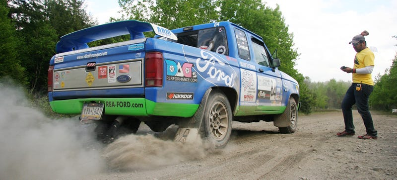 The awesome Rally Ranger takes off at STPR a few years back. Photo Credit: Raphael Orlove