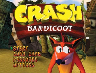 Illustration for article titled 14-Year Anniversary Of 'Crash Bandicoot' Passes By Largely Unnoticed