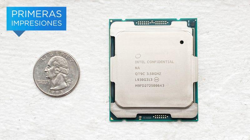 El nuevo procesador Xeon de Intel.