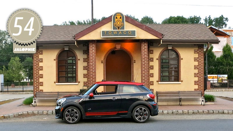 Illustration for article titled 2013 Mini John Cooper Works Paceman: The Jalopnik Review