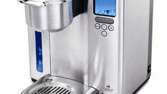 Breville Bkc600xl Gourmet Single Cup Brewer Debuts In