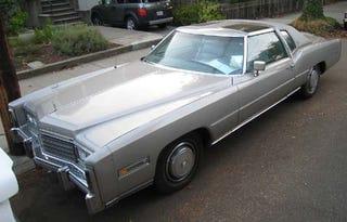 Illustration for article titled 1978 Cadillac Eldorado