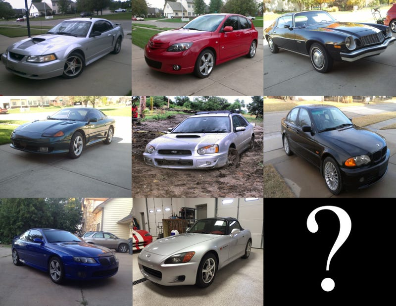help me choose a car to make money on. Black Bedroom Furniture Sets. Home Design Ideas