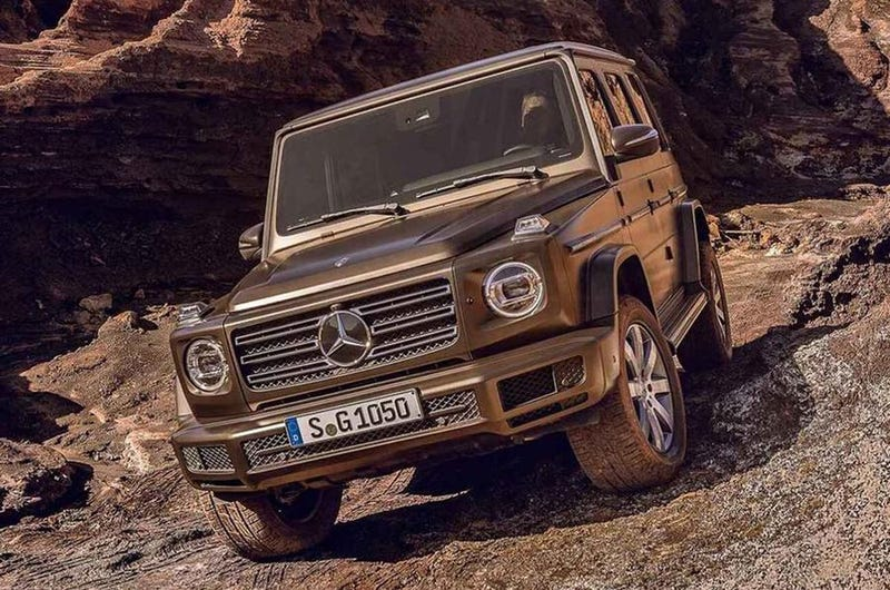 The 2019 Mercedes G Class Doesn T Mess With An Icon Except Under The