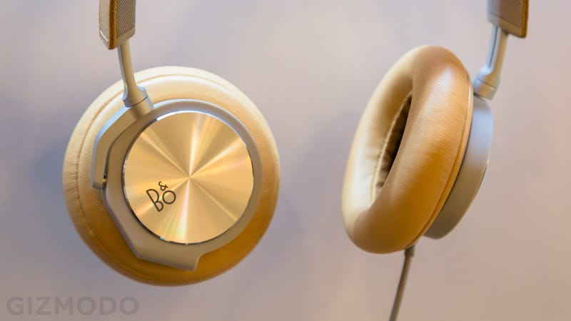 Illustration for article titled B&O  H6 Headphones Are So Beautiful and Fancy They'll Fool Your Brain