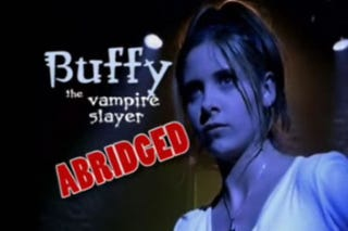 Illustration for article titled Relive Seven Years Of Buffy In Under Four Minutes