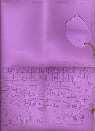 Illustration for article titled Laptops Designed by Children