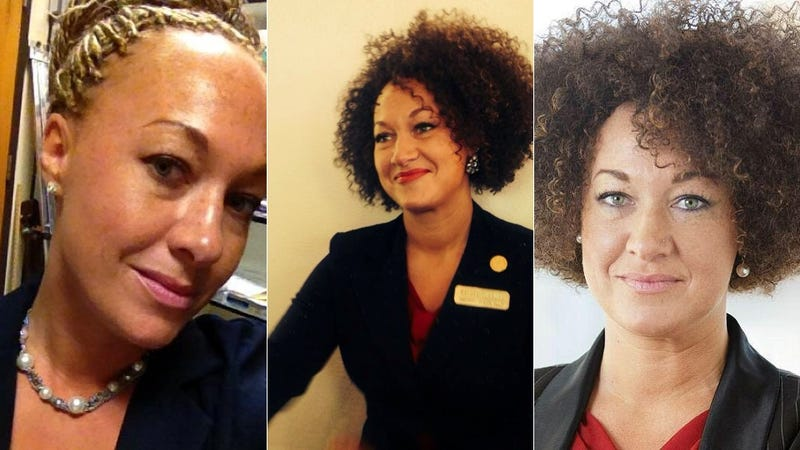 Rachel Dolezal Definitely Nailed The Hair Ill Give Her That