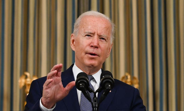 Biden Lays Out Six-Step Plan for Keeping Covid-19 Under Control for Good