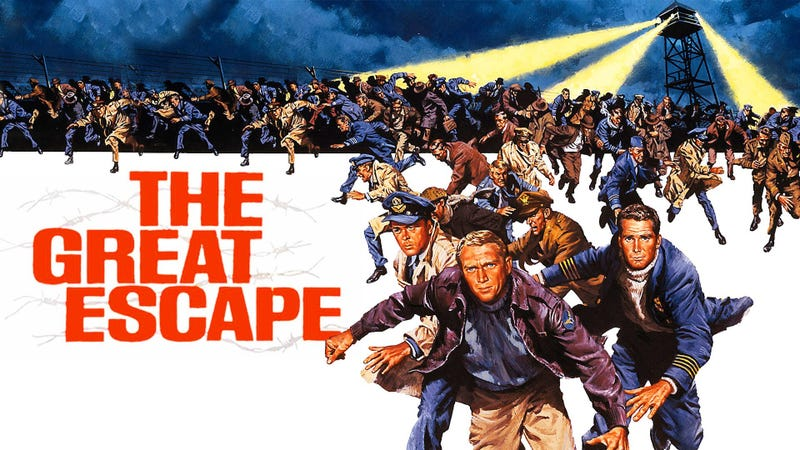 Illustration for article titled Advent 15: Which movie provides your great escape?