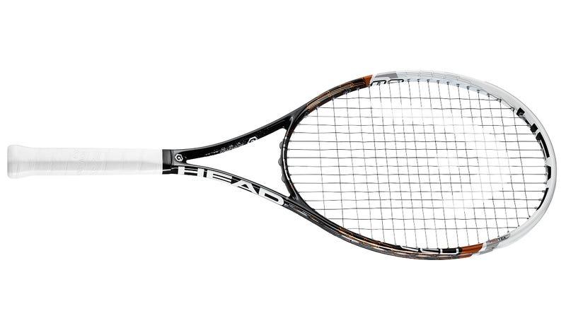 Head tennis racquet graphene