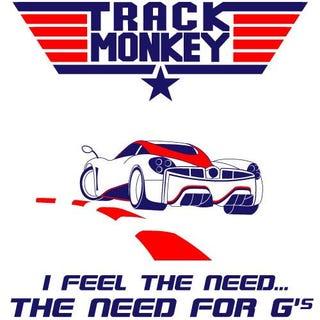 Illustration for article titled Track Monkeys on UCS