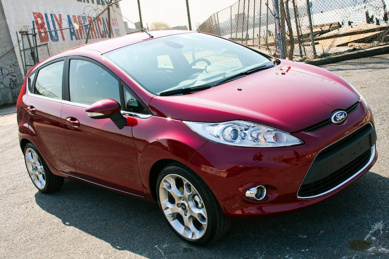 ford fiesta first drive. Black Bedroom Furniture Sets. Home Design Ideas