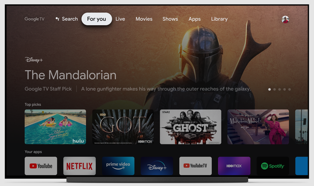 Google TV s Newest Feature Will Help You Train It to Suggest Better Recommendations