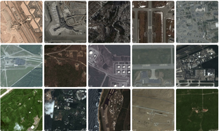 Illustration for article titled The Chilling Geometry of Every US Military Base Seen From Space