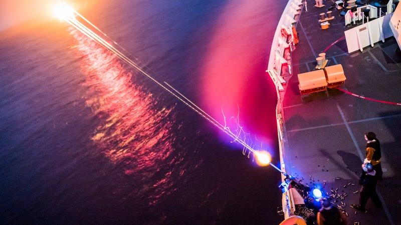 Image: Chief Petty Officer Bryan Goff/U.S. Coast Guard
