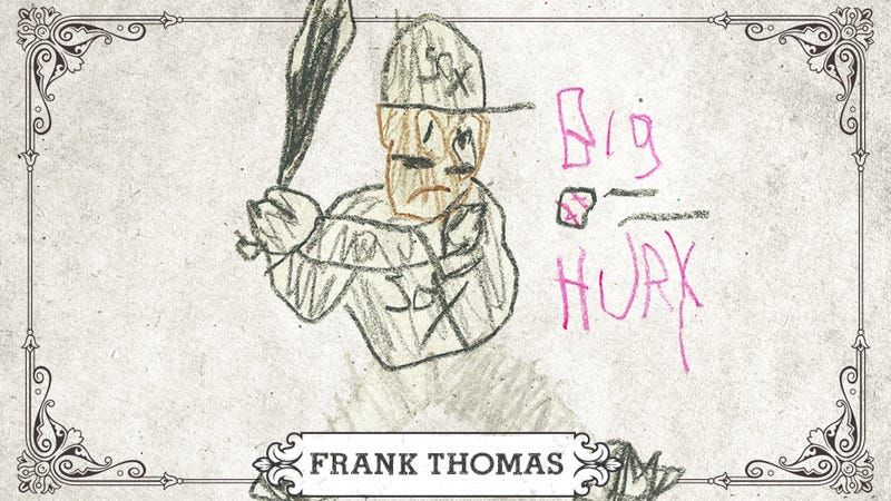 Illustration for article titled Price Of Fame: Frank Thomas, Who Saved My Life