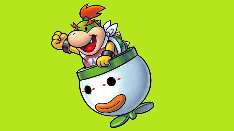Illustration for article titled Bowser Jr. Finally Gets His Due
