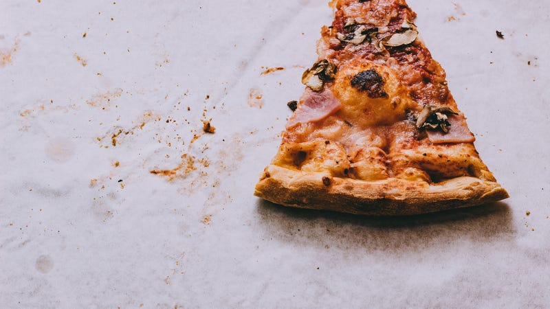 Will leftover pizza sous vide?