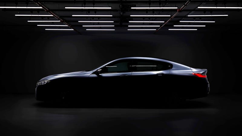 Illustration for article titled What Exactly Is the Point of the BMW 8 Series Gran Coupe Anyway?