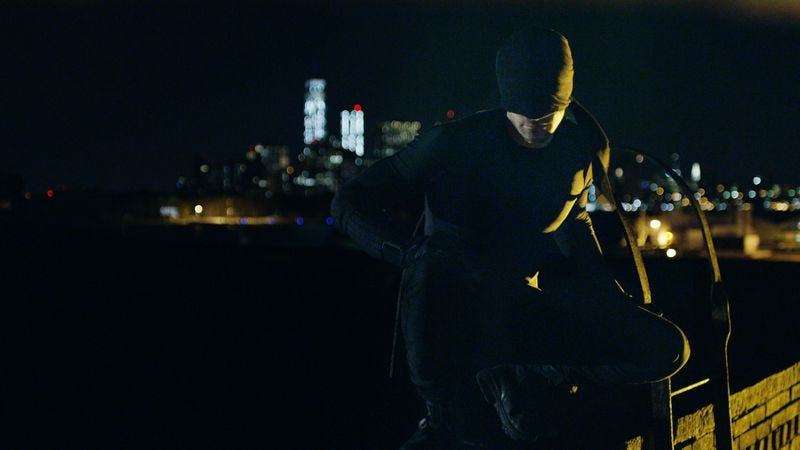 Illustration for article titled Netflix announces premiere dates for Daredevil and Kimmy Schmidt, further plans to monopolize your time