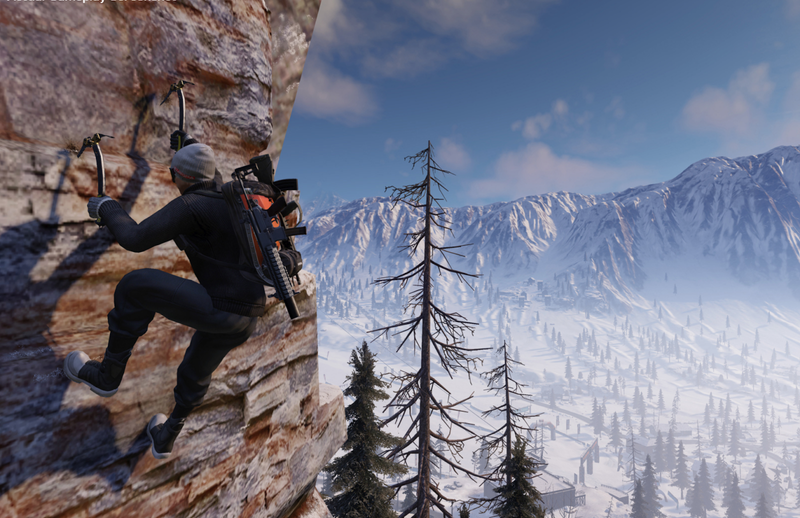 Illustration for article titled Ring of Elysium Mixes Battle Royale With Winter Sports