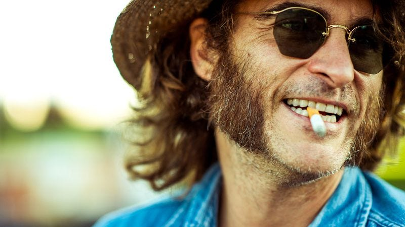 Illustration for article titled NYFF 2014: Inherent Vice is a comic trip through the annals of noir