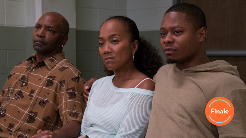 David Alan Anderson (left), Sonja Sohn and Jason Mitchell
