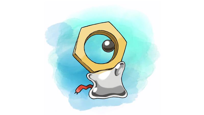 Illustration for article titled Confirmado: la criatura que apareció en Pokémon Goes un nuevo Pokémon llamado Meltan