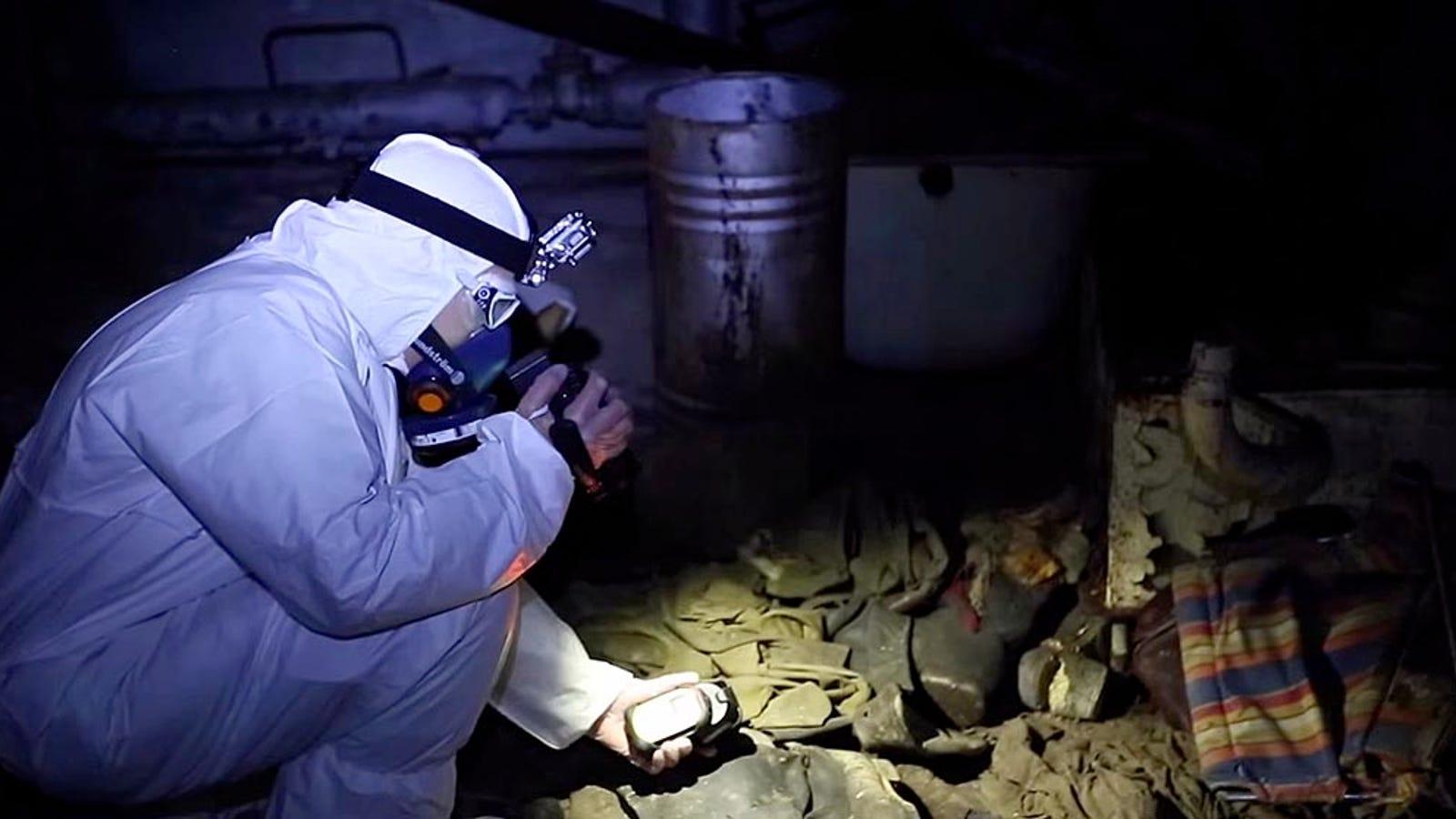 Un paseo por algunos de los lugares más radioactivos del mundo