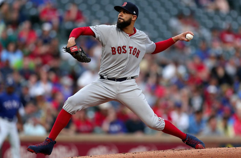 Illustration for article titled David Price Vows To Stop Playing Fortnite At Ballpark After Being Hounded About It