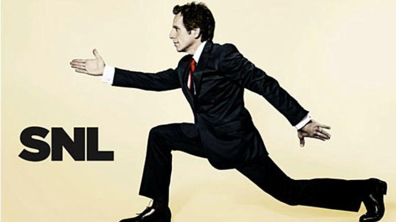 'SNL': Ben Stiller, Bill Hader lampoon Michael Cohen testimony