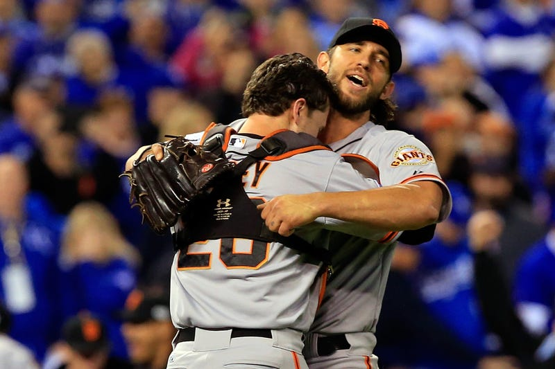 Illustration for article titled Madison Bumgarner Is Tired Now