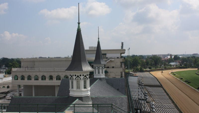 Illustration for article titled Horse Dies In Infuriatingly Avoidable Accident At Churchill Downs