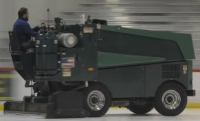 Illustration for article titled Zamboni: First Slide