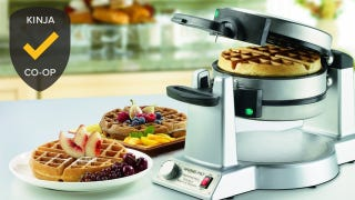Illustration for article titled Most Popular Waffle Iron: Waring Pro Double Belgian