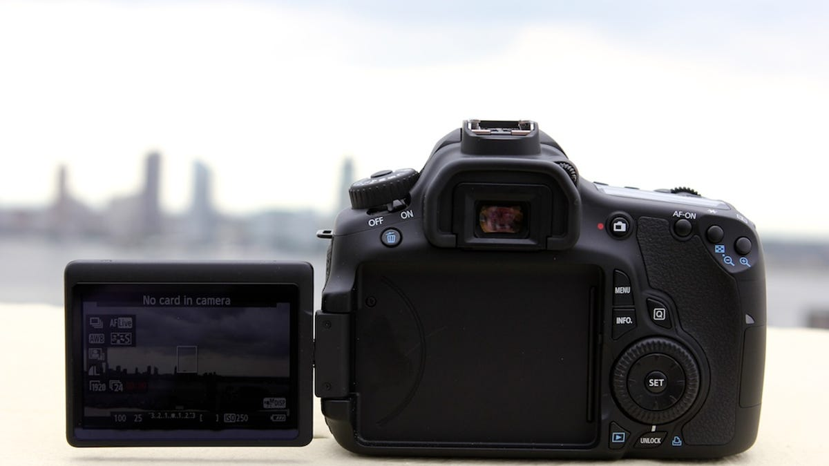 Canon 60D Impressions: The Perfect Video DSLR Is Just a