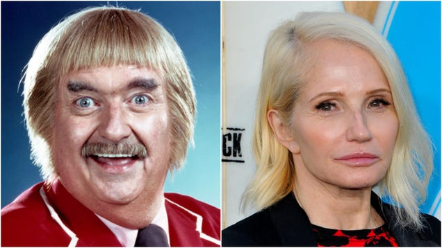 "Ellen Barkin calls Captain Kangaroo and Shari Lewis ""child-hating frauds"""