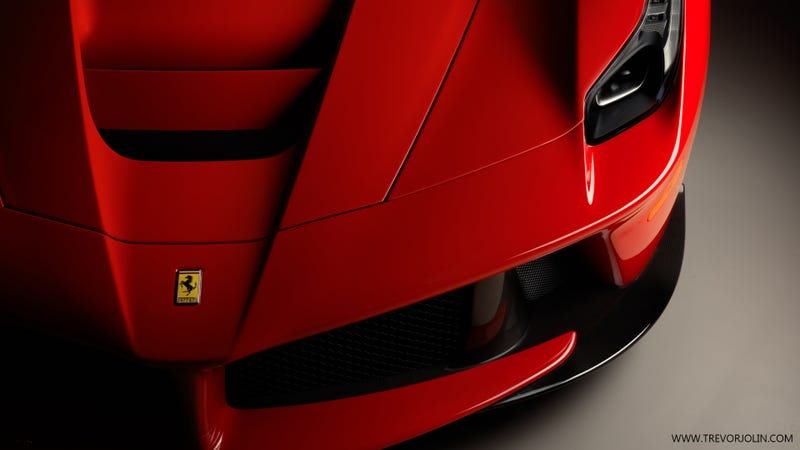 Your Ridiculously Awesome Ferrari LaFerrari Wallpaper Is Here