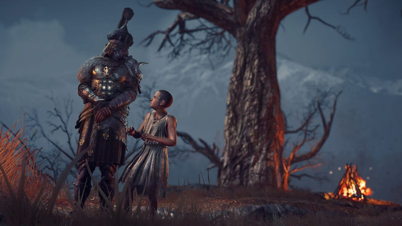Illustration for article titled Assassin's Creed Odyssey's New Approach To Franchise Expansions May Indicate That These Games Are Finally Big Enough