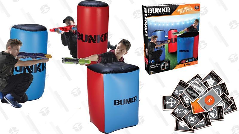 BUNKR Build Your Own Battlezone 3-Piece Set | $20 | Walmart